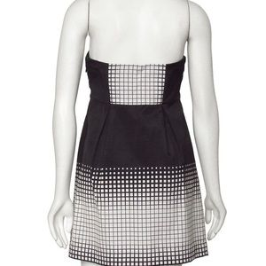 Tibi Dresses - Tibi strapless mini dress